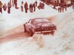 N° 50 Jean-Claude Sola-Jeannine Sola sur Alpine Renault A110, abandon.
